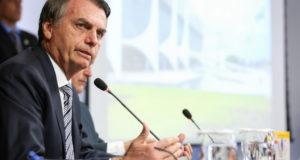 ボウソナロ大統領(Marcos Correa/PR)