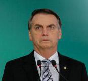 ボルソナロ氏(Rogério Melo/PR)
