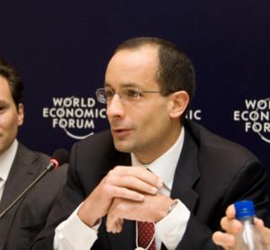 マルセロ・オデブレヒト元社長(Cicero Rodrigues/World Economic Forum)