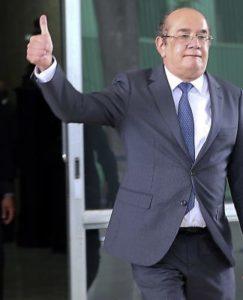 ジウマール・メンデス最高裁判事(Valter Campanato/Ag. Brasil)