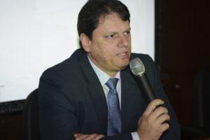 インフレ省のタルシシオ・フレイタス大臣(Elza Fiuza/Ag. Brasil)