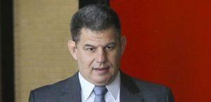 ベビアーノ前総務室長(Marcelo Camargo/Ag. Brasil)