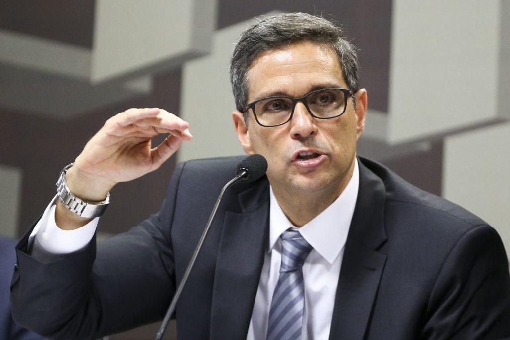 ブラジル中銀総裁就任が秒読みとなったロベルト・カンポス・ネット氏(Marcelo Camargo/Ag. Brasil)