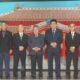 沖縄県人会=南米事務所開設を県に要請=関係緊密化、経済交流促進に=新会長は上原氏、初の三世会長