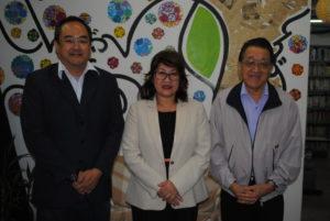 三浦さん、本多さん、長井さん
