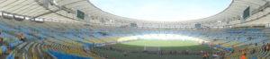 ブラジルサッカーの代名詞マラカナンスタジアムだが、トラブルが絶えない(Vania Wolf / flickr)