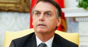 ボウソナロ大統領(Arquivo/Alan Santos/PR)