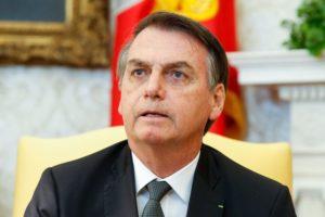 ボルソナロ大統領(Arquivo/Alan Santos/PR)