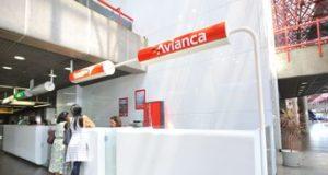 アヴィアンカ・ブラジルの空港カウンター(arquivo da Ag.Brasil)