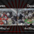 和歌山県人会ブースの改善例(動画サイトYouTubeより)