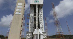 ブラジル北部マラニョン州のアルカンタラロケット発射センター(Valter Campanato / Ag.Brasil)