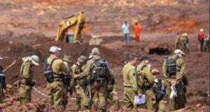 200人を超える死者を出したブルマジーニョダム決壊事故の救助捜索活動にはイスラエル軍も協力した(参考画像・Embaixada de Israel)