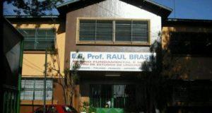 事件が発生したサンパウロ州立ラウル・ブラジル校(google street view)