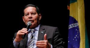 モウロン副大統領(Adnilton Farias/VPR)