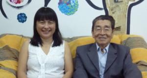 鎌田さんと吉田会長