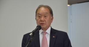 石川レナト新会長