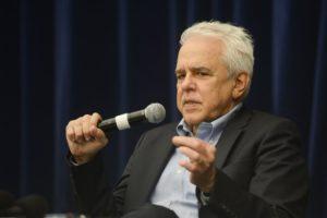ペトロブラスのロベルト・カステロ・ブランコ総裁(Fernando Frazao/Agencia Brasil)