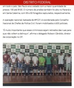 23日、CCJのフェリペ・フランシスキーニ委員長(Fabio Rodrigues Pozzebom)