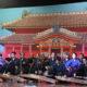 野村流古典音楽協会が65周年=母県から慶祝団迎え祝う=進む若手育成、永続願う