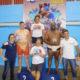 盛り上がるスザノ市相撲界=ノーヴァ・セントラル相撲大会