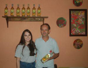 ジュエルさんと娘のタリッタさん