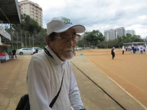 西山長光さん(100、熊本)