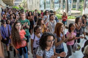 この世代の若者の4割は借金を抱えている(参考画像、Universidade de Brasilia)