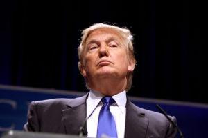 米国トランプ大統領(Gage Shidmore/Flickr)