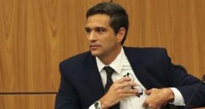 ロベルト・カンポス・ネット総裁(Fabio Rodriguez Pozzebom/Ag. Brasil)