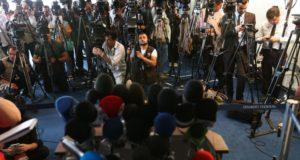 報道の自由度に黄信号が点っているブラジル(Antonio Cruz/Arquivo/Agência Brasil)