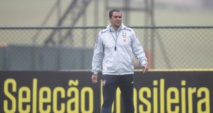 ブラジル五輪代表監督のアンドレ・ジャルジーニ(Lucas Figueiredo/CBF)