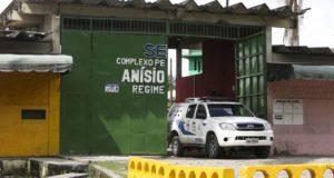 暴動が起きたアニージオ・ジョビン刑務所(Marcelo Camargo/Agência Brasil)