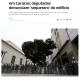 ベネズエラ=体制派の兵士が国会に侵入、占拠=「爆発物が仕掛けられた」と偽り