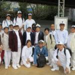 パラー州ベレンから参加した3チームと上野会長