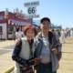 県連故郷巡りカリフォルニア=150周年、満砂那(マンザナー)に平和を祈る=《1》=全米日系人博物館で固唾を飲む