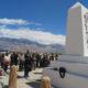 県連故郷巡りカリフォルニア=150周年、満砂那(マンザナー)に平和を祈る=《15》