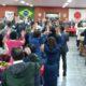 ブラジル日系協会=改元記念祝賀会に200人=「エンペラドール、ビーバ!」