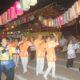 アサイ市=伝統の農産品評会盛大に=盆踊り、花火、音楽ライブも=祭りダンスに非日系も乱舞