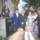 日本移民の4英傑揃い踏み!=水野龍と平野運平胸像を落成=東洋街ラルゴ・ダ・ポルヴォラに
