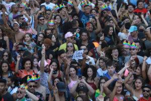 今年のゲイパレードの風景(Paulo Pinto/Fotos Publicas)