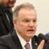 報告官のモレイラ下議(Fabio Rodrigues Pozzebom/Agencia Brasil)