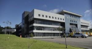 ルーラ氏が服役しているクリチーバ連邦警察(Marcello Casal Jr./Agência Brasil)