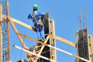 建設業界の信頼感指数が若干回復した(参考画像・Elza Fiuza/Agencia Brasil)