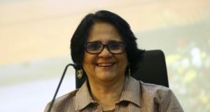 ダマレス・アウヴェス女性人権家族相(Marcelo Camargo/Agencia Brasil)