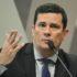 19日の上院でのモロ法相(Marcelo Camargo/Agencia Brasil)