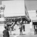 1969年に竣工した宣教本部