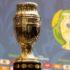 100年以上の歴史を誇る大会の優勝トロフィー(Tania Rego/Agencia Brasil)