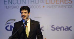 マルセロ・アルヴァロ・アントニオ観光相(Roberto Castro/Ministerio do Turismo)