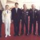 首都公邸で「自衛隊の日」=ブラジル3軍の将官400人が祝う