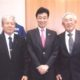 堀井さん、外務大臣から受勲=今上陛下からお祝いの言葉
